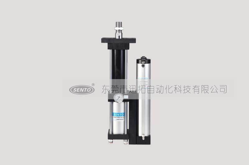 森拓紧凑并列倒装式气液增压缸的工作速度是多大?